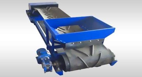 Ленточные конвейера для сыпучих материалов