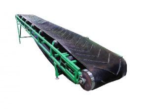 Желобчатый ленточный конвейер